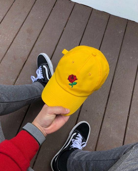 Look Masculino Amarelo Estiloso para Verao 2019