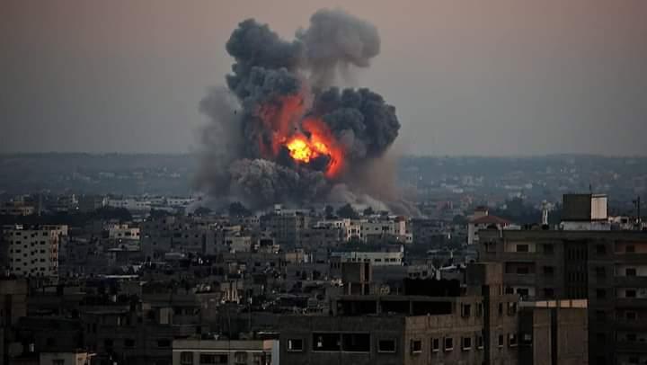 Agresi Gaza Hari ke-4, Total 87 Gugur Syahid, 530 Luka