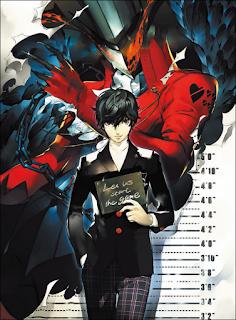 Persona 5 the Animation الحلقة 01 مترجم اون لاين