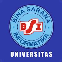 Logo Universitas Bina Sarana Informatika (UBSI) Terbaru HD