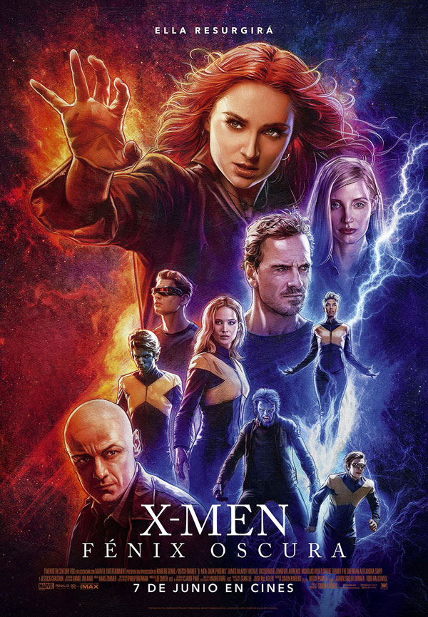 Full Movie X-Men Dark Phoenix 2019