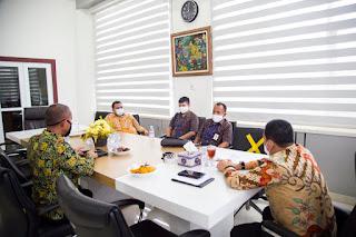 PT. PLN UP3 Rantau prapat Silaturahmi Bersama Pjs.Bupati Labuhanbatu