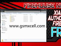 Xiaomi No Authorization Firehouse File