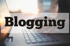 Блоггерство Blogging