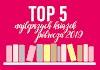 TOP5 najlepszych książek półrocza [2019]