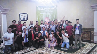 Muda Mudi Seniman Lampung Peduli (SELPI) Kukuhkan Kepengurusan