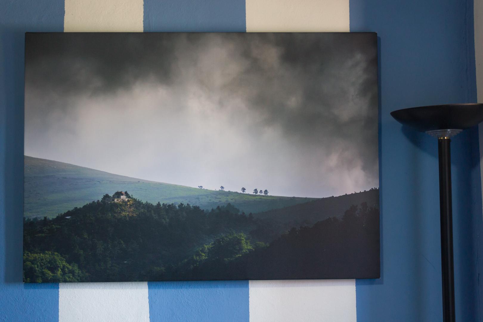 Photowall impressões em tela