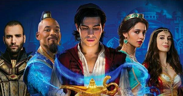 Aladdin Full Movie in Hindi Leaked Online In Tamil For Free