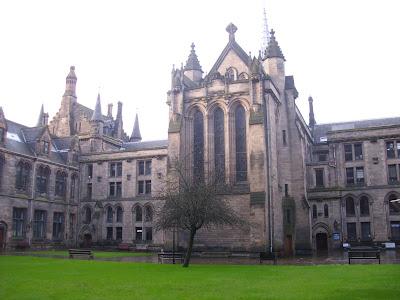 west quadrangle glasgow university