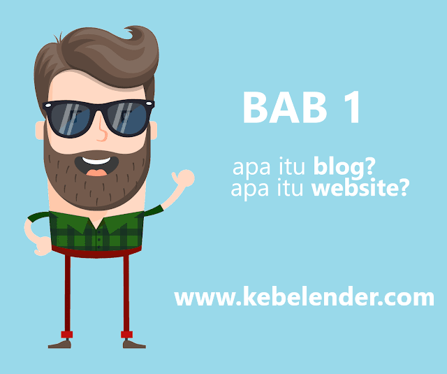 Perbedaan Blog dengan Website Beserta Penjelasannya