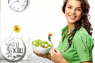 رجيم الأطعمة غير المطهوة