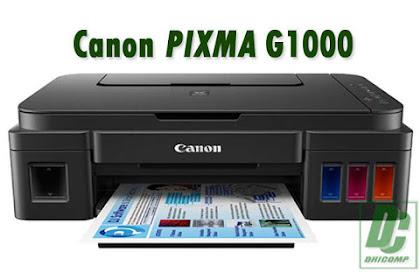 Driver Canon PIXMA G1000 Series