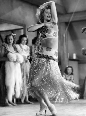 Dance, Girl, Dance - Sexy Lucille Ball