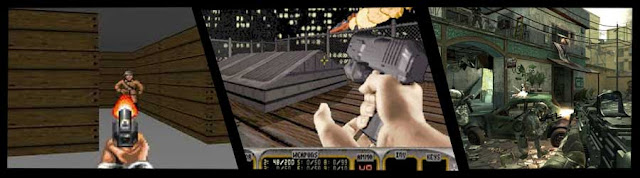Жанр игры-шутер от первого лица (FPS)