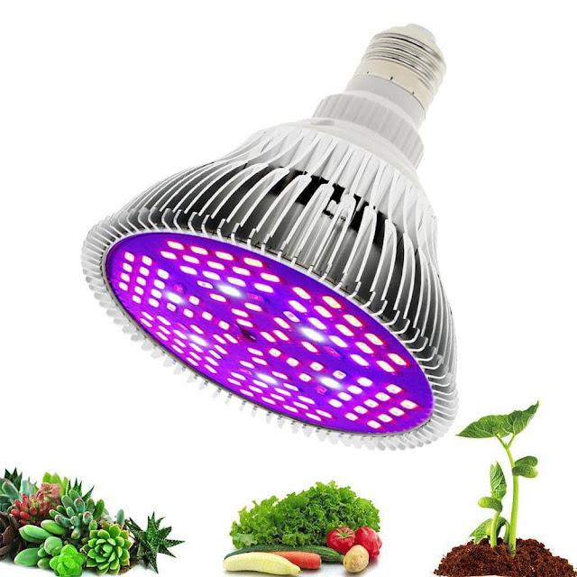 Full Spectrum LEDHydroponics Growing Lamp