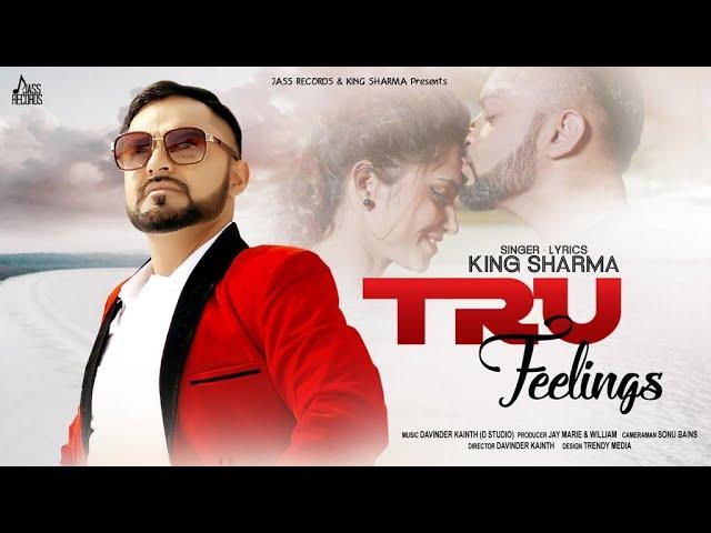 Tru Feelings Lyrics | King Sharma | Latest Punjabi Songs 2020 | Jass Records Lyrics Planet