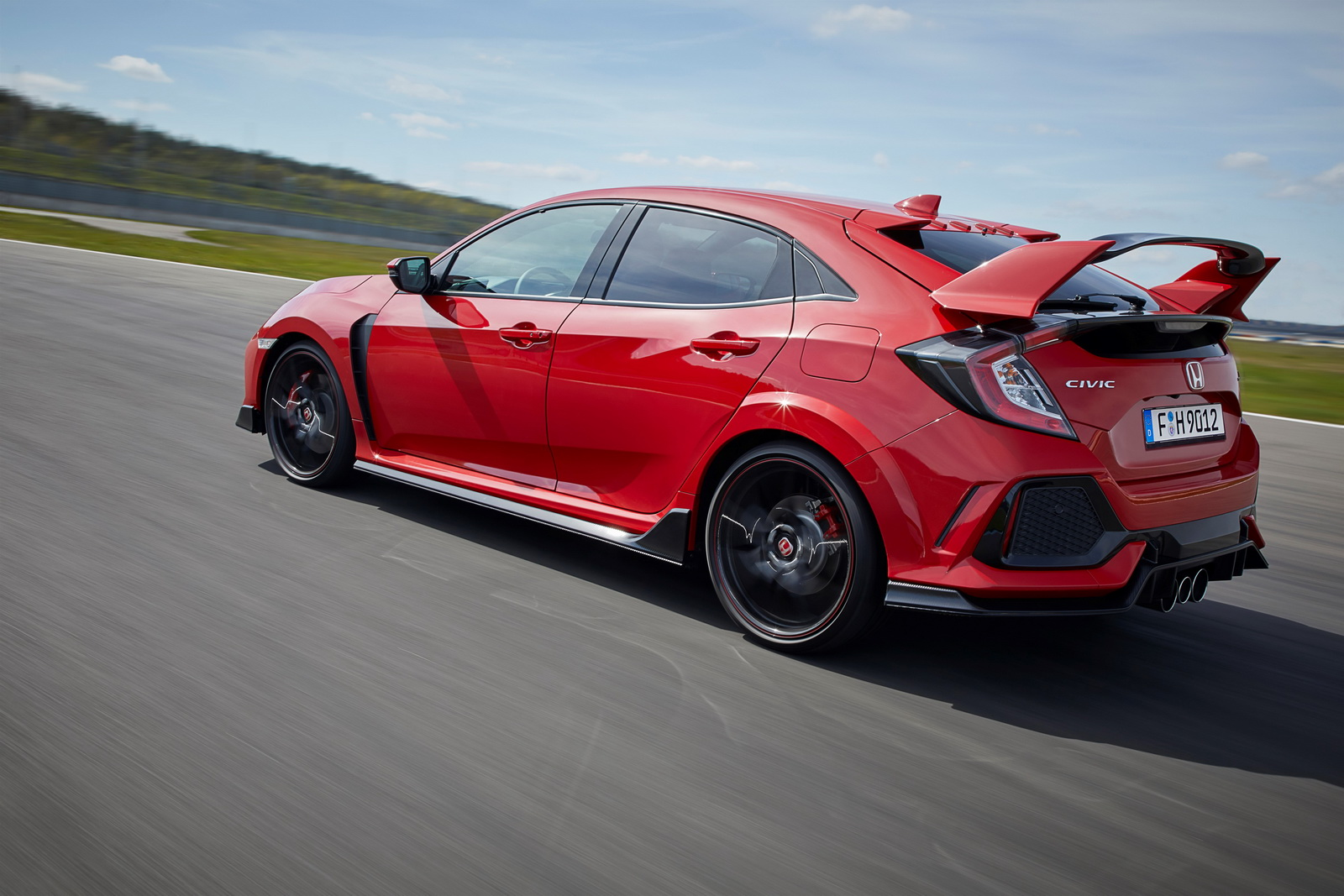 honda says an auto 39 box was too heavy for civic type r. Black Bedroom Furniture Sets. Home Design Ideas