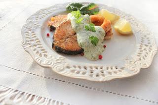 salmon saute recipe