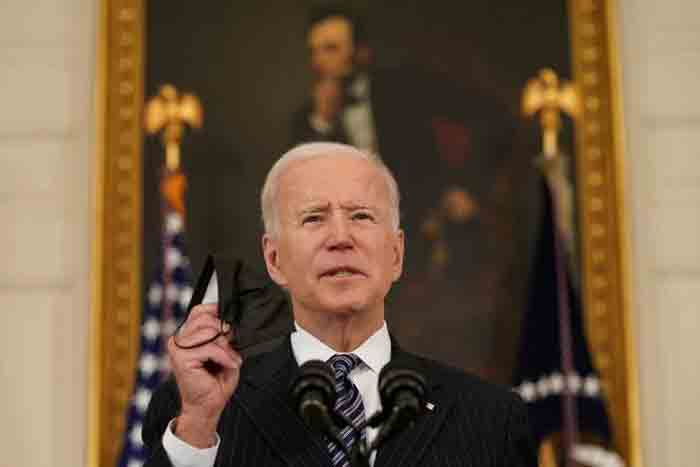 Joe Biden announces all adults in U.S. eligible for COVID-19 vaccine by April 19, Washington, News, Health, Health and Fitness, COVID-19, President, Report, World