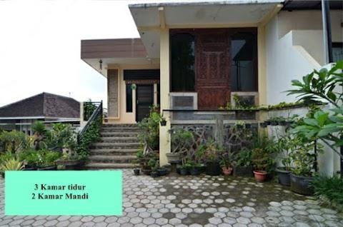 Homestay Private Model 1 Rumah 3 Kamar | Kota Wisata Batu