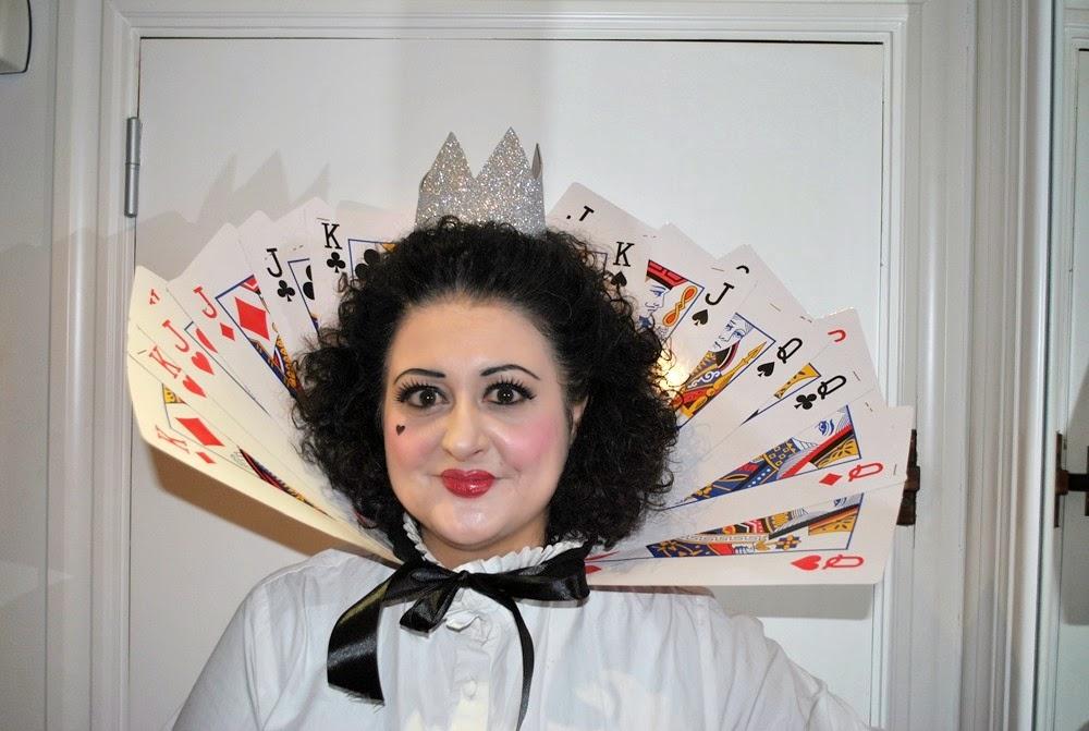 Mi disfraz de carnaval 2015