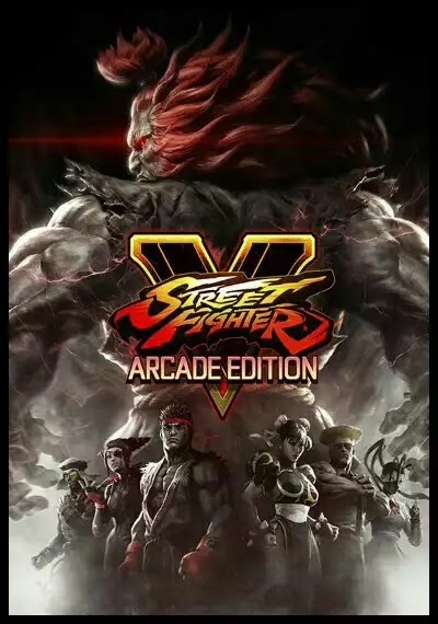 Street Fighter V Arcade Edition v4 070 + 53 DLCS Repack-FitGirl