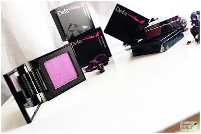 Makeup Defa Cosmetics , eyeshadow, berlin callin, ombretto fucsia
