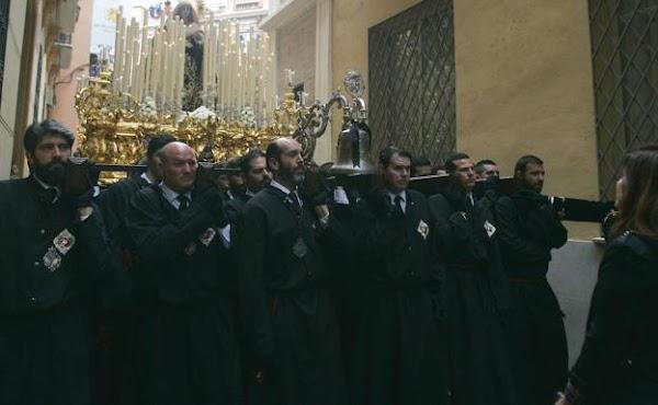La Virgen de la Cofradía de Viñeros saldrá en el trono del Carmen de Pedregalejo el 12 de octubre
