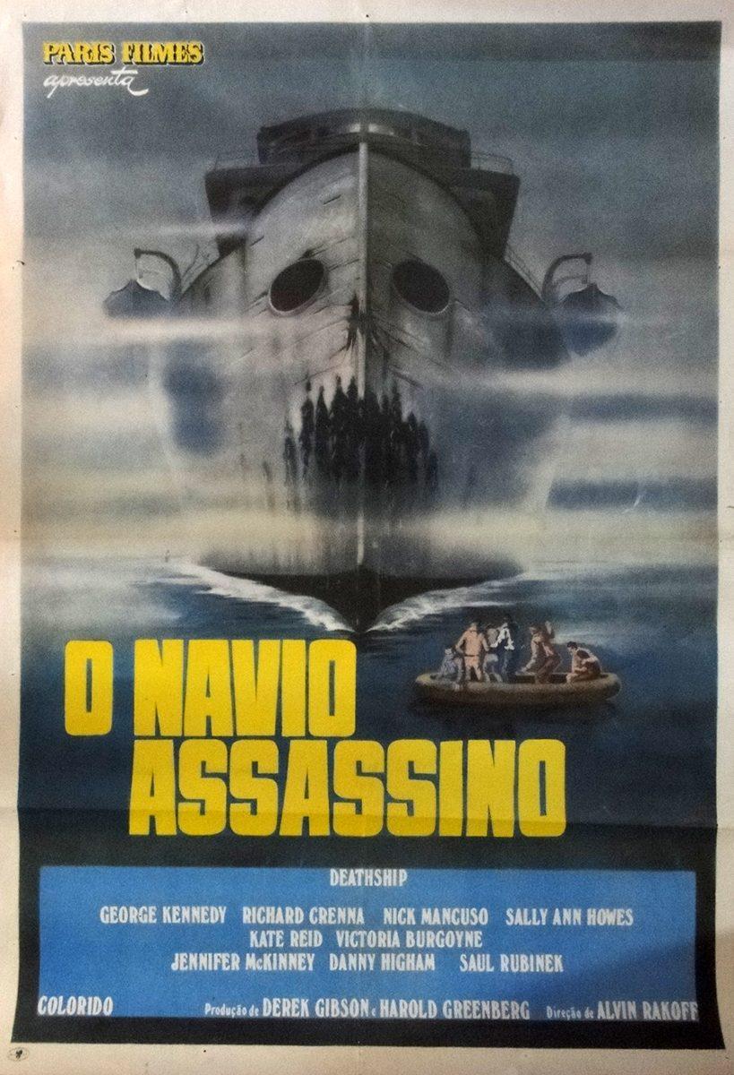 FILMES ALTERNATIVOS: O Navio Assassino