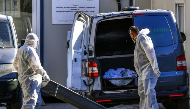 57 Covid-19 victims in Albania, Kosovo and North Macedonia