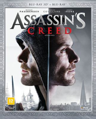Filme Poster Assassin's Creed