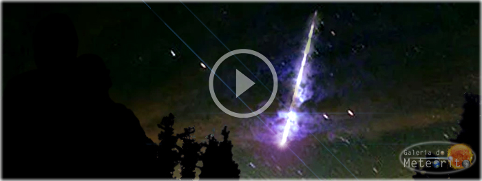 AO VIVO - Chuva de meteoros Perseidas 2019