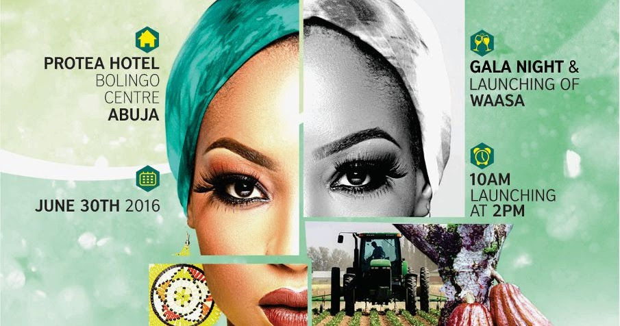 Image result for Women in Agricultural Advancement & Sustainability Africa, WAASA