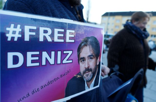 Τούρκος Εισαγγελέας ζητά ποινή 16 ετών για δημοσιογράφο της Die Welt