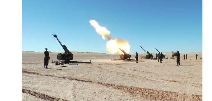 Sahara Occidental : L'armée sahraouie poursuit ses bombardements
