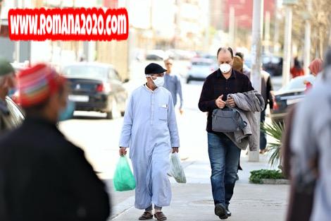 أخبار المغرب فيروس كورونا المستجد covid-19 corona virus كوفيد-19 والجفاف و يخفضان نمو الاقتصاد الوطني إلى أقل من 1 في المائة