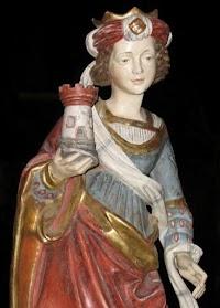 Advent Customs: St. Barbara's Branches (Barbarazweige)