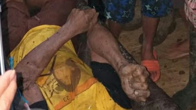 Warga Desa Kroit Ditemukan Dalam Kondisi Tak Bernyawa