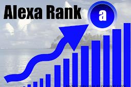 Cara Meningkatkan Ranking Alexa Pada Blog/Website