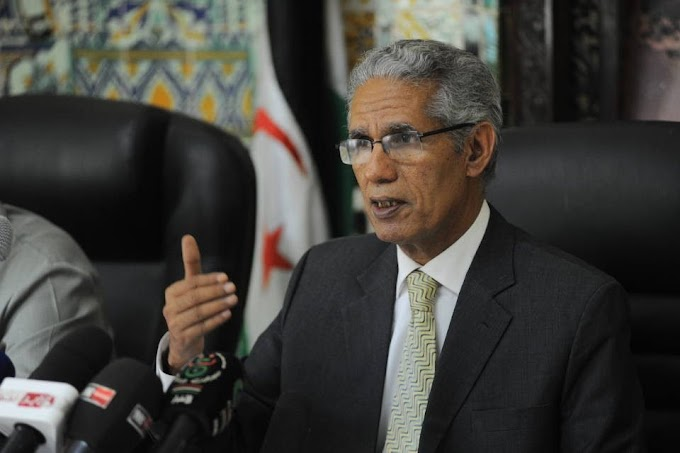 El Ministro de Exteriores de la RASD pide a Francia que deje de apoyar ciegamente la ocupación marroquí del Sáhara Occidental.