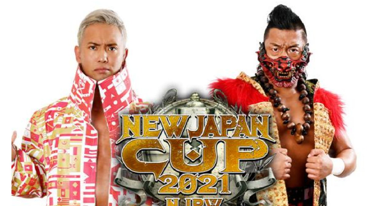 NJPW revela os participantes da New Japan Cup 2021