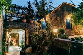 Luxury resort Forte Rose