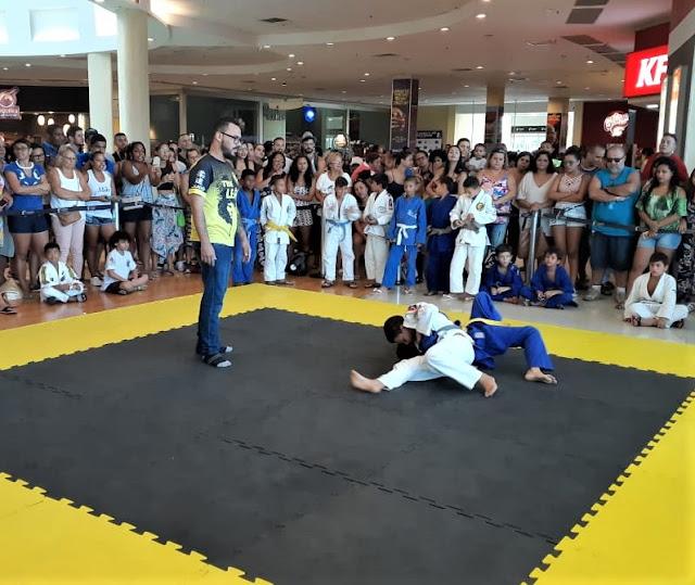 Caxias Shopping recebe Última Etapa do Circuito Caxiense de Judô dia 19 de outubro