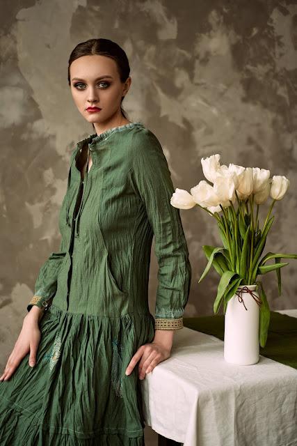 Платье женское. Модель PL- 448
