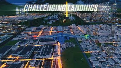 تحميل لعبة المحاكاة الطائرات النفاثة Flight Sim 2018 النسخة المعدلة للاجهزة الاندرويد