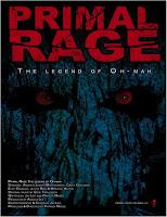 Primal Rage: The Legenf of  Oh-Mah (2018)