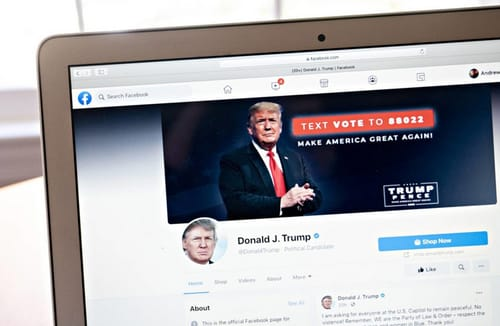 Facebook's censorship board asks for your opinion on Trump's ban