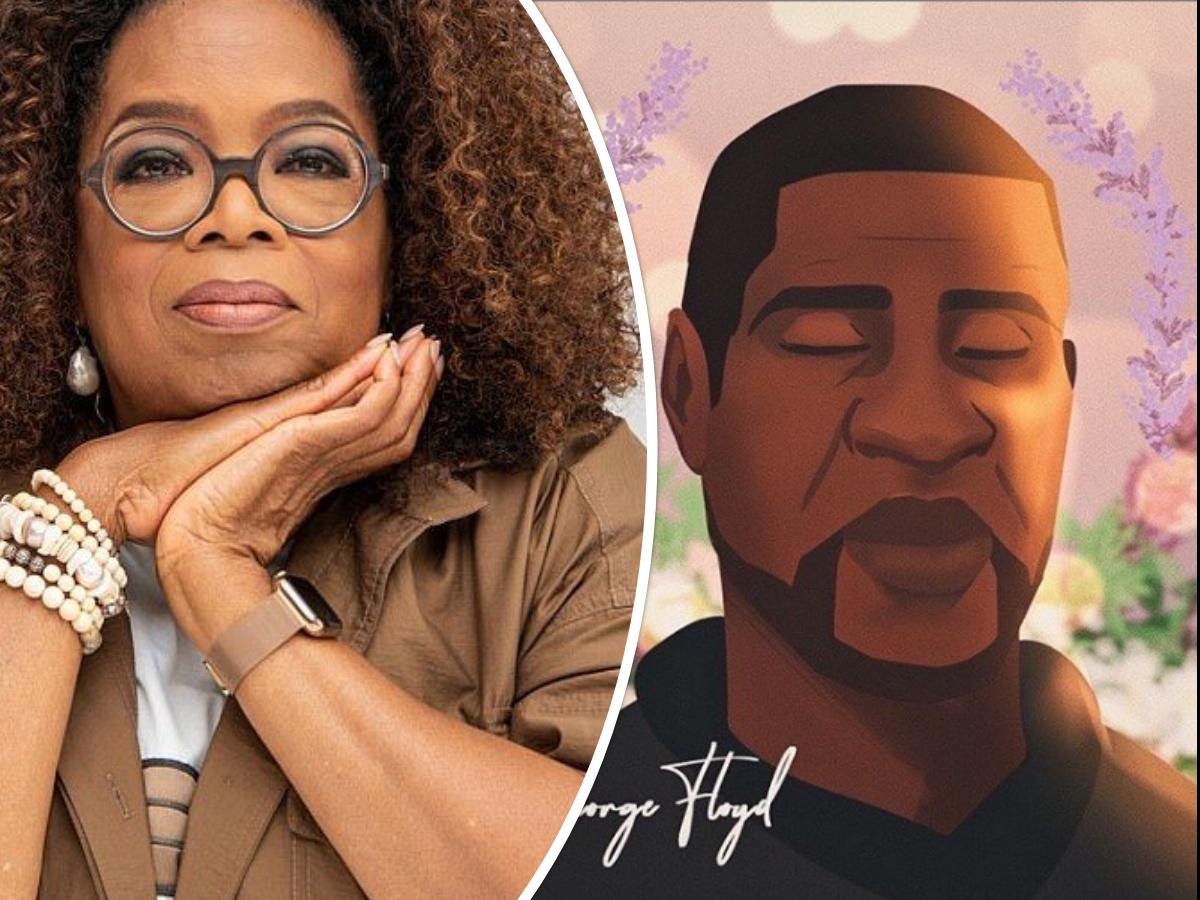Oprah Winfrey pens heartbroken tribute George Floyd