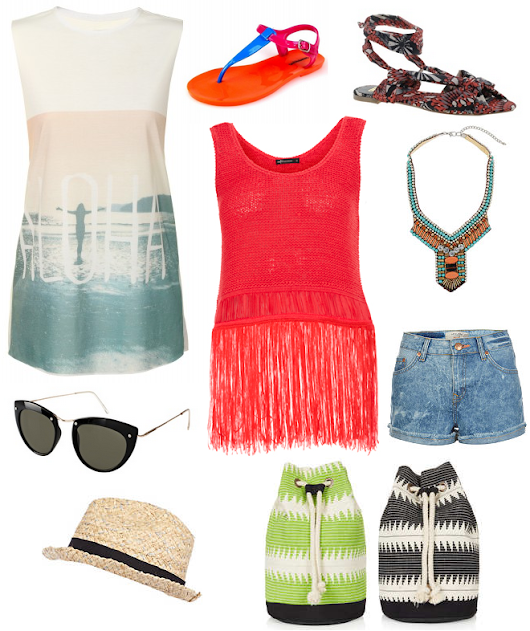 Holiday Shop: Beach Essentials
