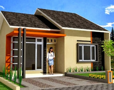 Rumah Minimalis Nyaman Perkotaan